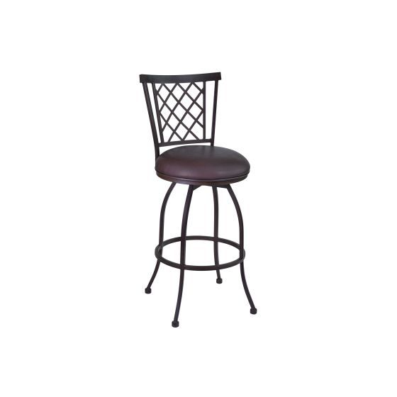 Reno 30'' Bar Height Barstool in Auburn Bay finish