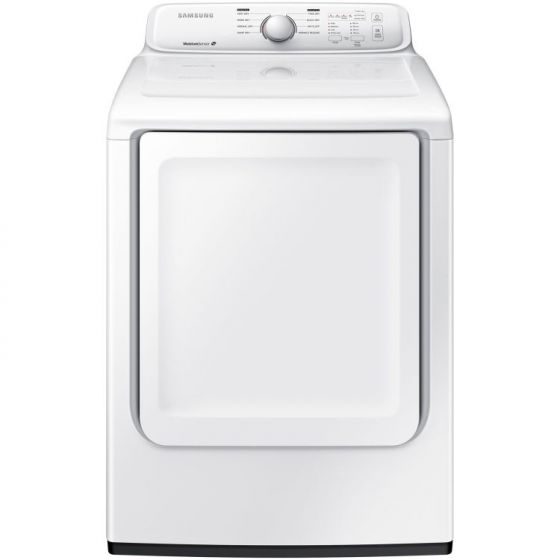 7.2 Cu.Ft. 3000 Series Electric Dryer in White