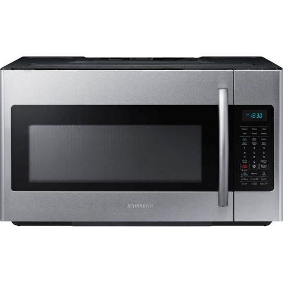 1.8 Cu. Ft. Over-the-Range Microwave in Stainless Steel
