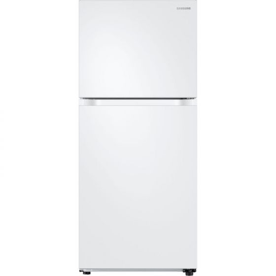18 cu. ft. Top-Freezer Refrigerator in White