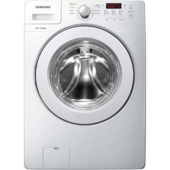 3.6 Cu. Ft. Front Load Washer in White