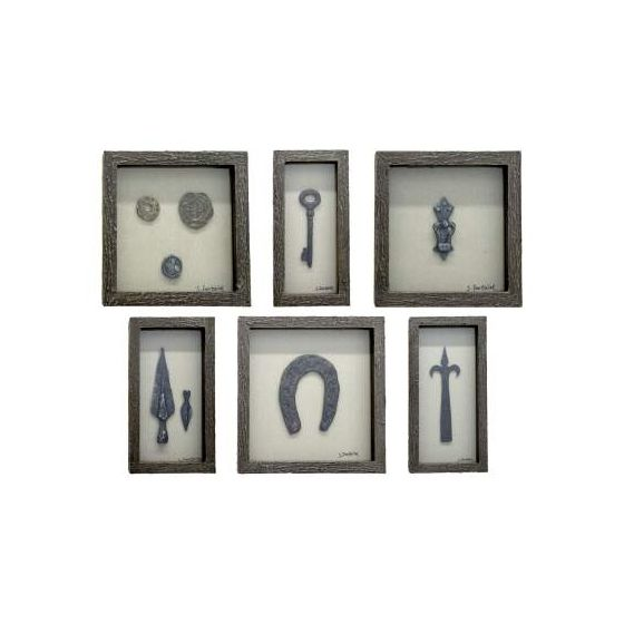 Collection of Curiosities Wall Art