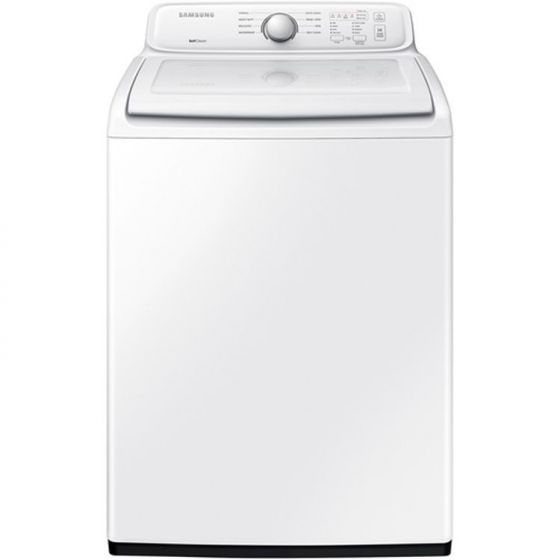 4.0 Cu.Ft. HE Top Load Washer in White