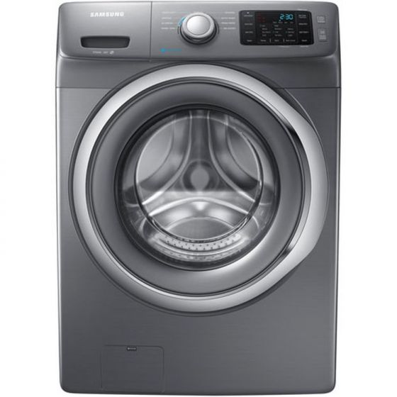 4.2 Cu. Ft. Front Load Washer in Platinum