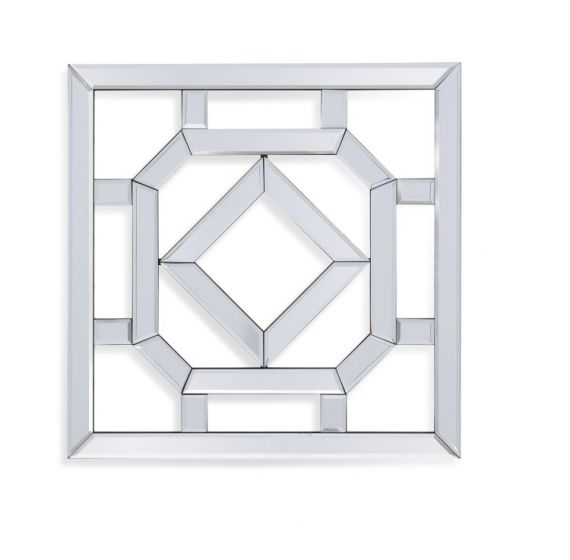Kerry Wall Mirror in Clear