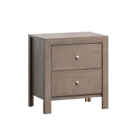 Bob's Nightstand in Gray