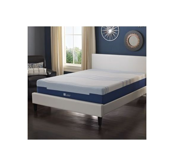 Cool Lux Gel Flex Foam 8'' Queen Mattress