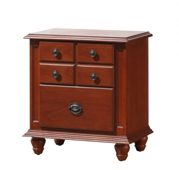 Bob's Nightstand in Cherry