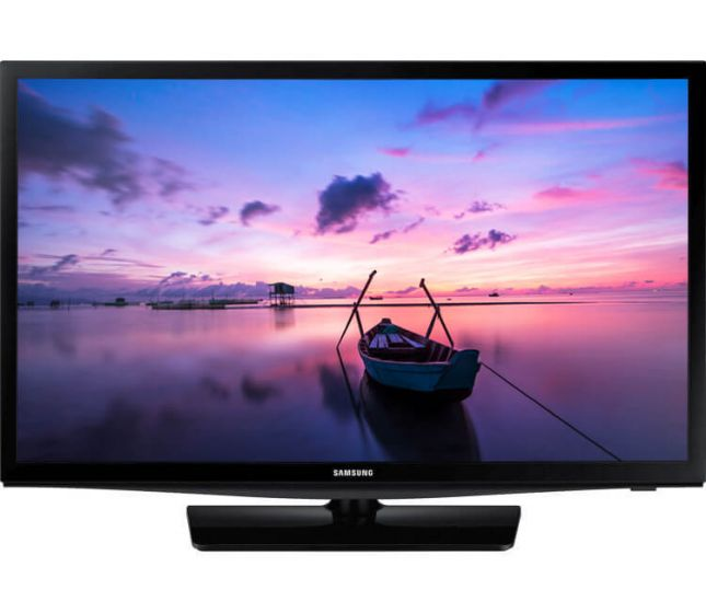 24''LED HDTV 60Hz 120CMR 2-HDMI 1-USB ConnectShare