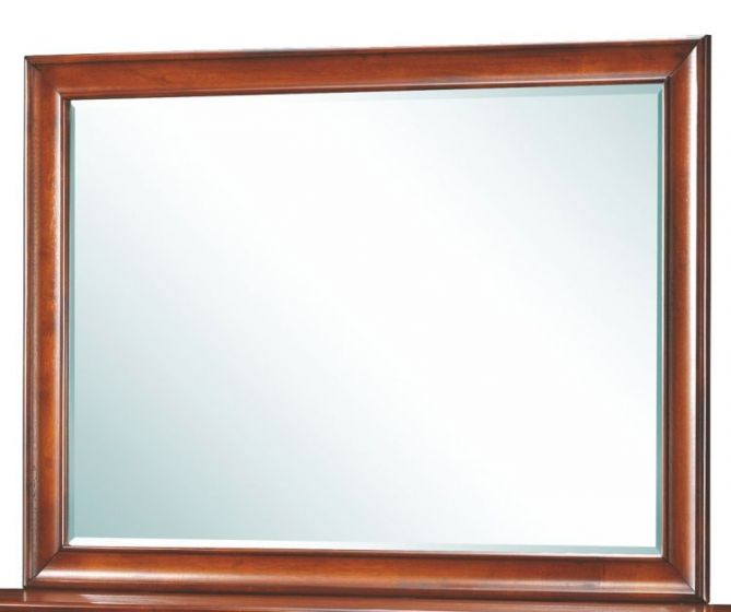 Bob's Mirror in Cherry