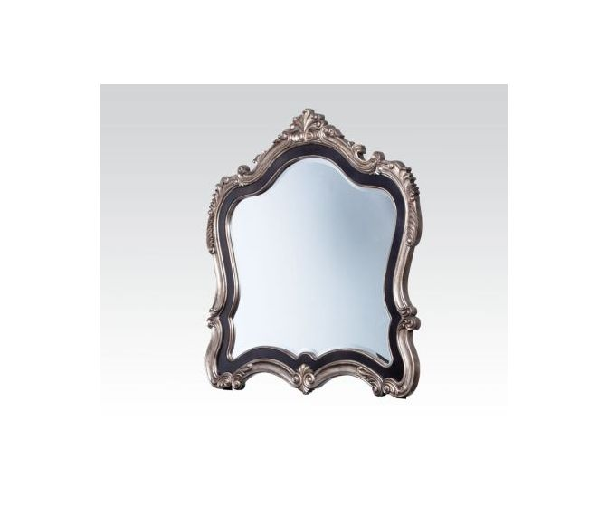 Chantelle Mirror in Antique Platinum