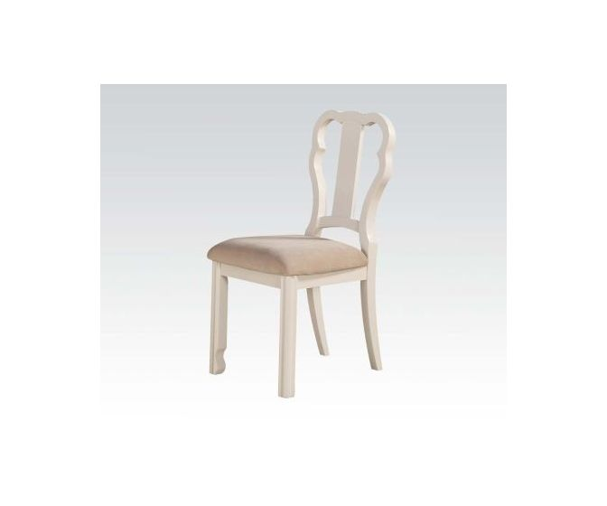 Ira Ginny's Chair in White
