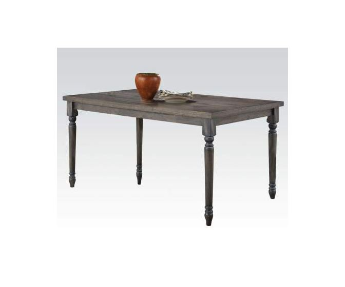 Wallace Stoneberry Dining Table