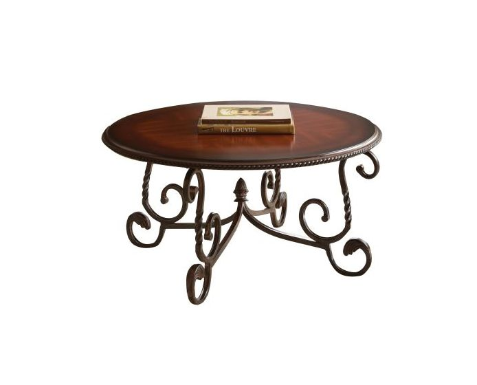 Crowley Cherry Coffee Table