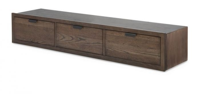 Fulton County Underbed Stor Drawer In Tawny Brown