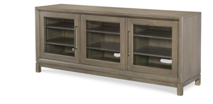 Highline Entertainment Console In Greige