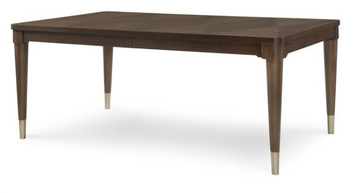 Soho Rect. Stoneberry Dining Table In Ash