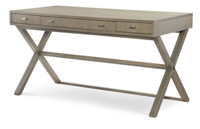 Highline Desk/Sofa Table In Greige