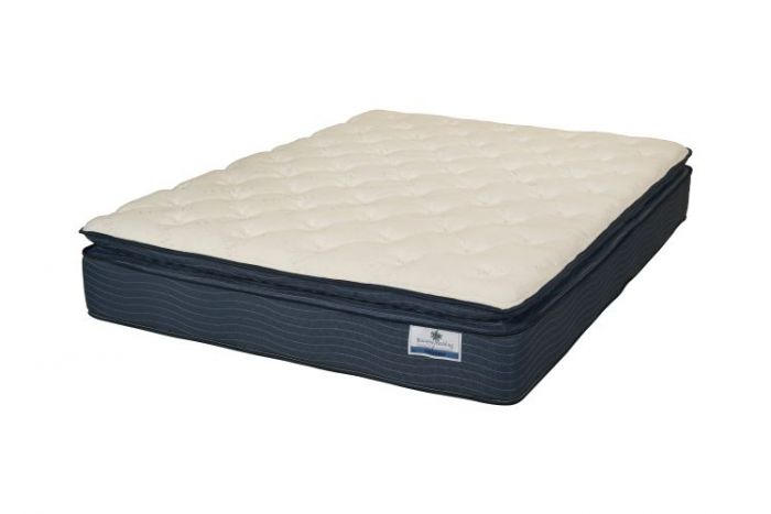 Nassau Pillow Top Twin Mattress