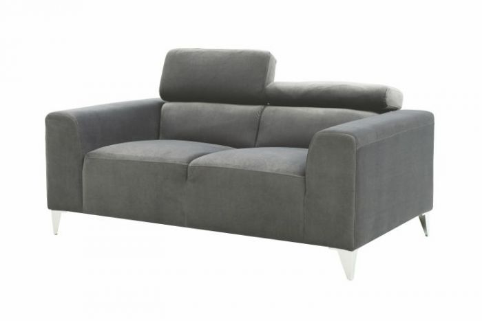Progressive Loveseat in Gray