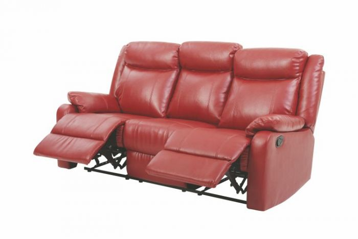 Ashley Sofa in Red