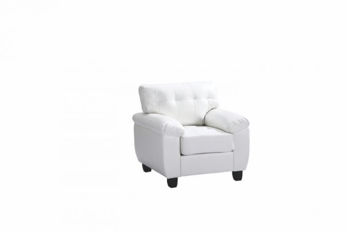 Progressive Chair in White