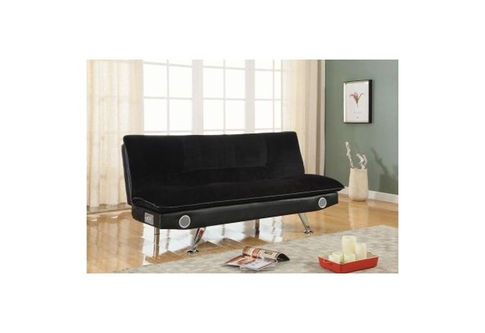 Sofa Bed in Black