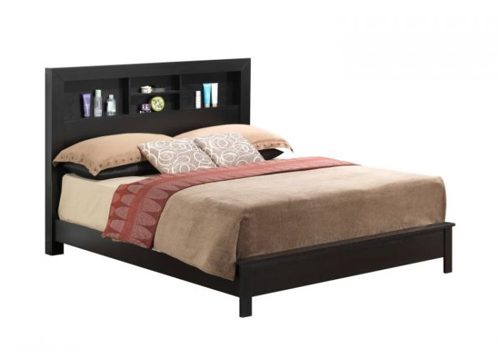 Bob's Queen Bed in Black