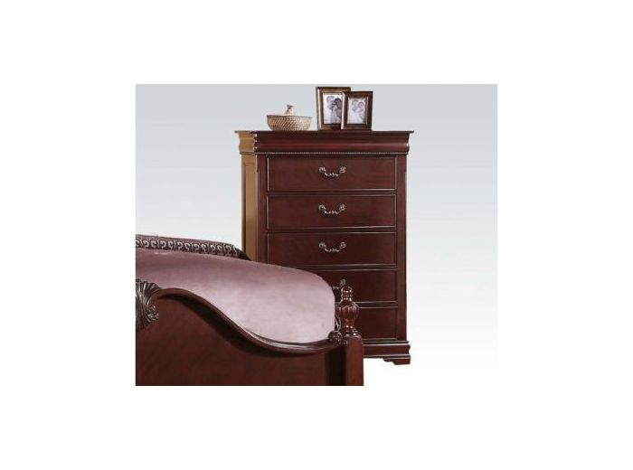 Gwyneth Chest in Cherry