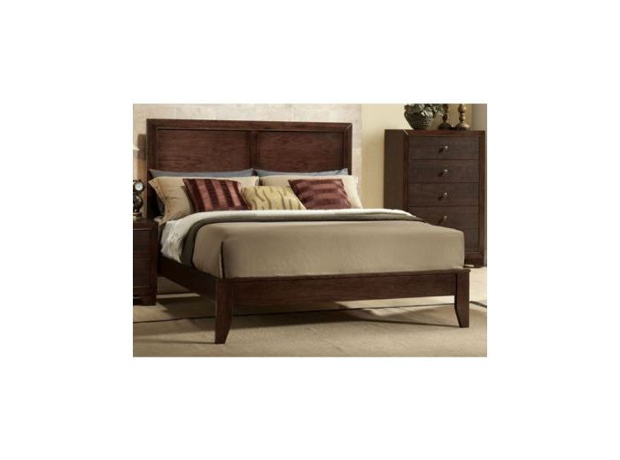 Madison King Bed in Espresso