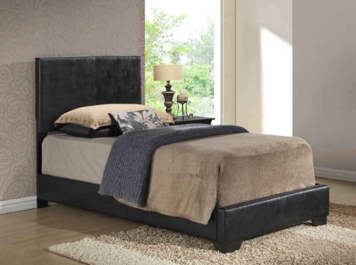 Bob's Twin Bed in Black