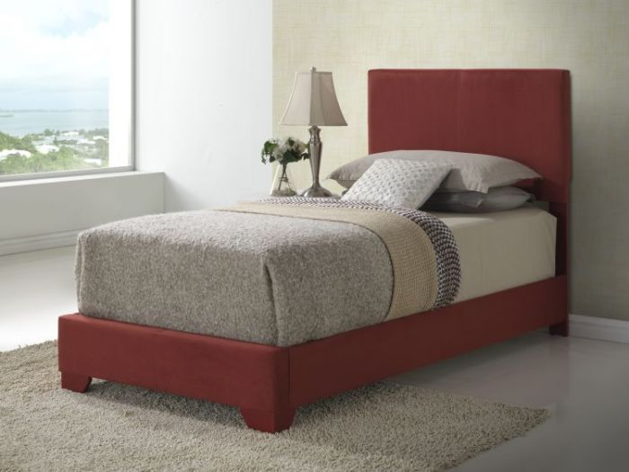 Bob's Twin Bed in Red