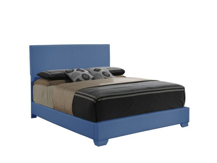 Bob's Full Bed in Blue