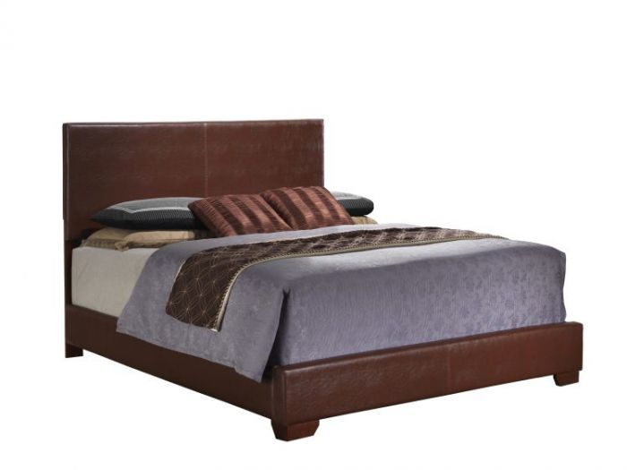 Bob's Queen Bed in Brown