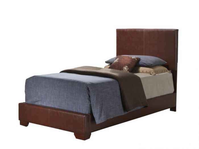 Bob's Twin Bed in Brown