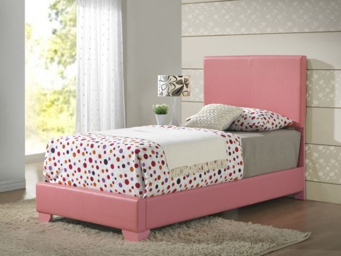 Bob's Twin Bed in Pink