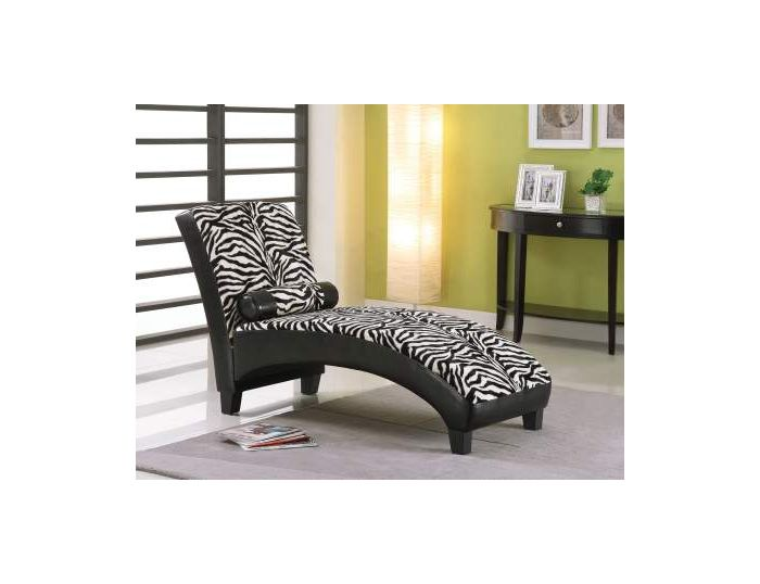Lounge Chaise w/Pillow