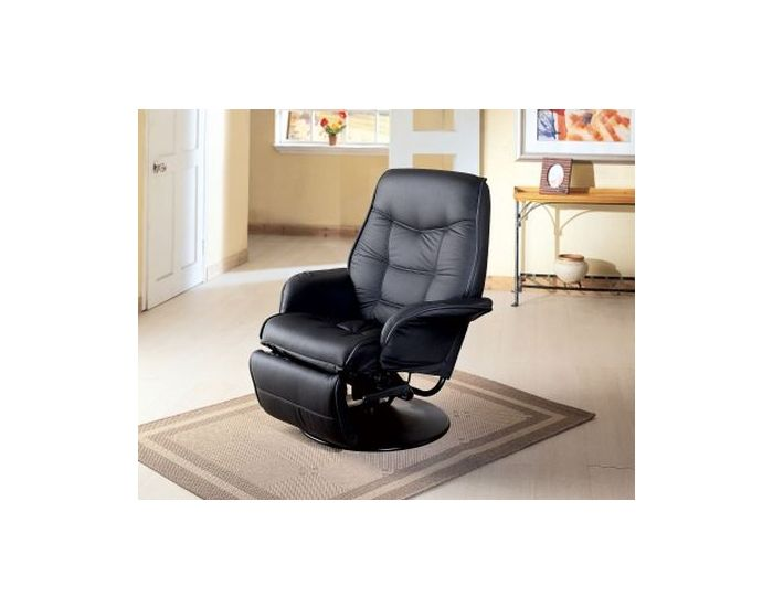 Black Recliner Ginny's Chair