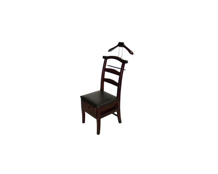 Manchester Chair Valet in Mahogany