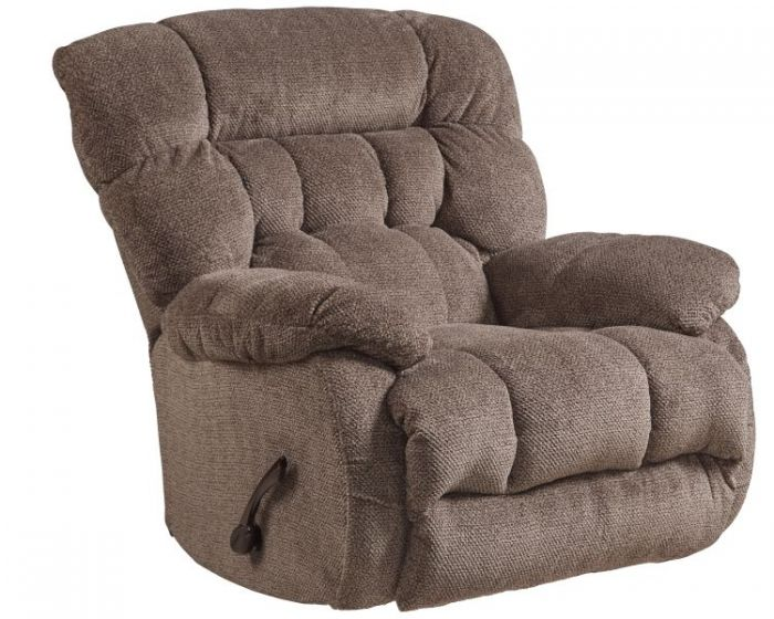 Daly Chaise Rocker Recliner in Cranapple