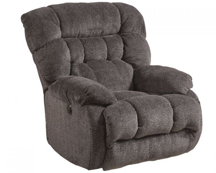 Daly Chaise Rocker Recliner in Cobblestone