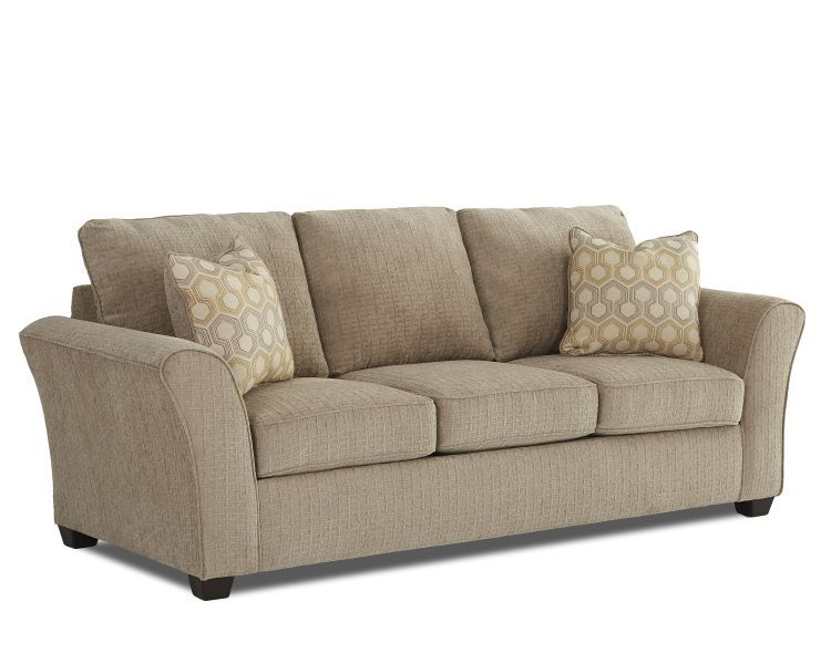 Sedgewick sofa in stone living room for Couch 0 finance