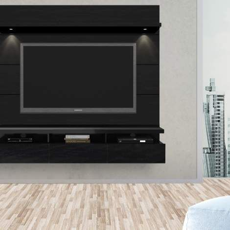 Cabrini 2 2 Floating Wall Theater Entertainment Center
