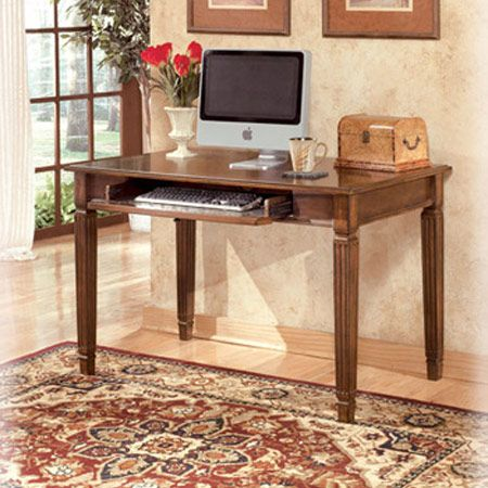Hamlyn home office small leg desk for Affordable furniture payment