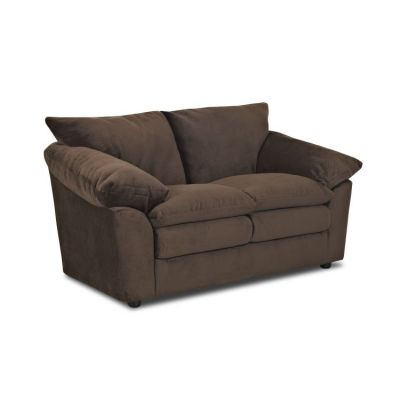 Heights Loveseat in Chocolate - 012013151792