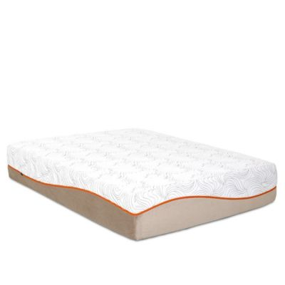 Picasso 13'' PureGel Hybrid Mattress, Queen in White - 012013290972