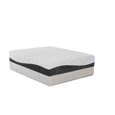 Calle 12'' Hybrid Mattress, Queen in White - 012013291016