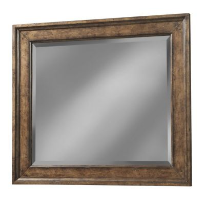 Southern Pines Mirror in Brown - 012013294550