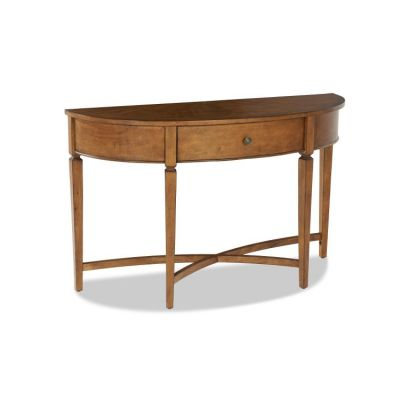 Wentworth Sofa Table in Brown - 012013370759