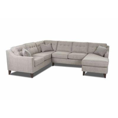 Audrina Sectional in Stonewash - 012013376584